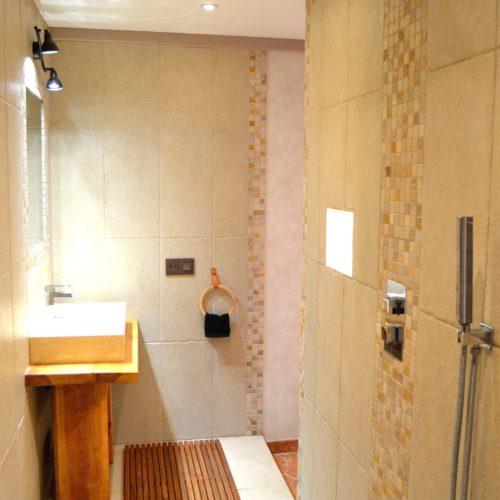 douche de la chambre Osiris